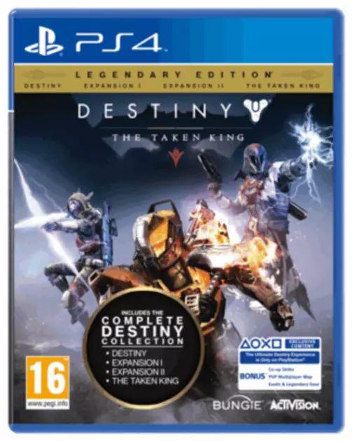 Destiny: The Taken King - Legendary EditionPS4