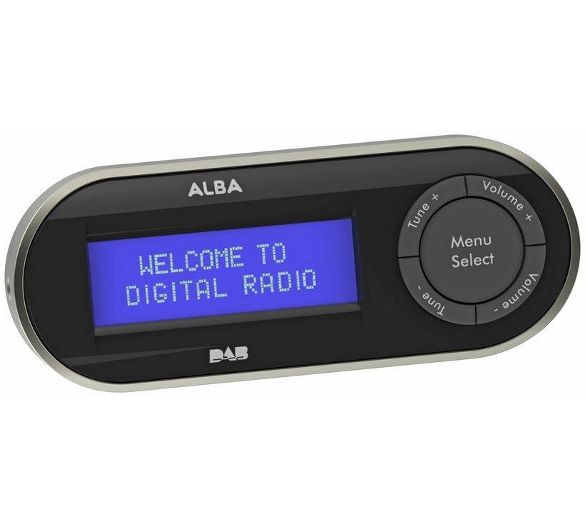 Alba Pocket DAB radio £17.99 @ Argos (Free C&C)