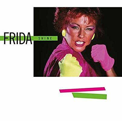 Frida - Shine 180g VINYL online @ Amazon £4.52 delivered prime, £7.51 without prime