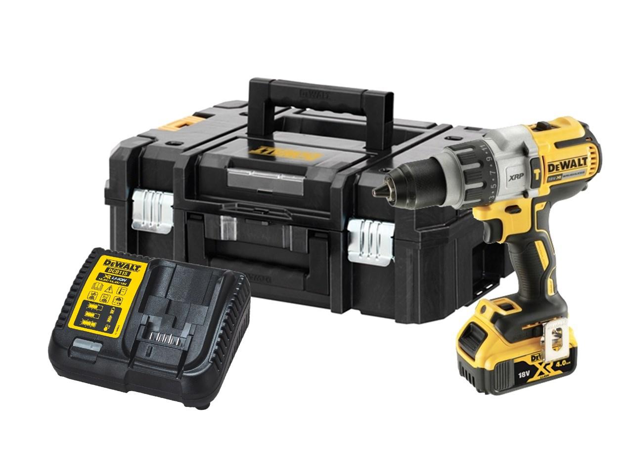 Dewalt DCD996M1 with 4 amp battery, case etc £94 @ FFX
