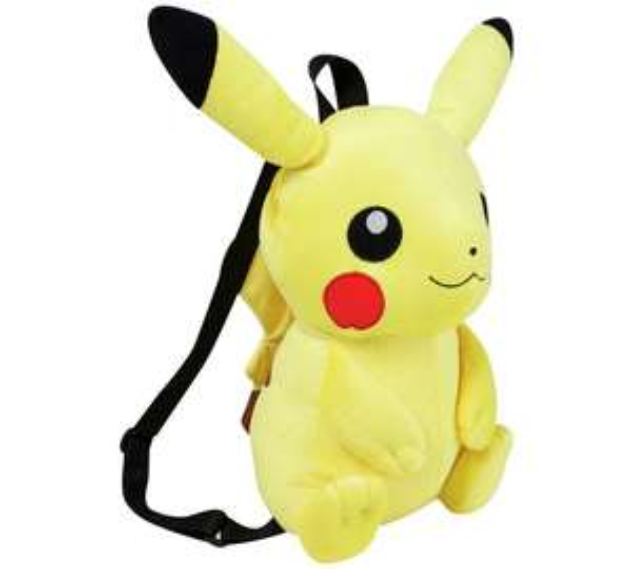 Pokemon Pikachu Children's Backpack £9.99 @ Argos (Free C&C)