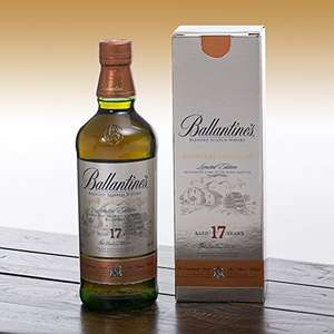 Ballantine's 17 Year Old Miltonduff Blended Scotch Whisky 70 cl £41.90 delivered @ Amazon