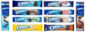 Oreo cookies and Oreo Thins only 50p @ Asda