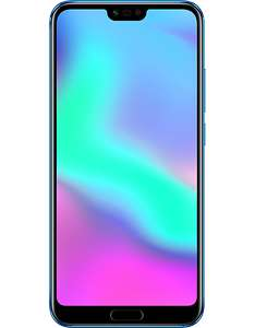 Honor 10 phantom blue via Carphone Warehouse with one month Vodafone contract incl 500MB, 500 mins and u/l texts £354.50