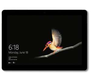 £10 off Surface Go 8GB/128GB SSD Spec £499 @ Argos