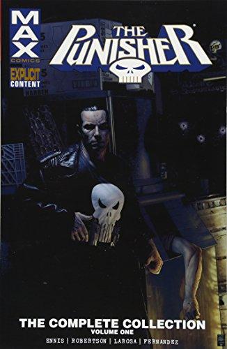 Punisher Max Complete Collection Vol. 1 £10 (+£2.99 non Prime) @ Amazon