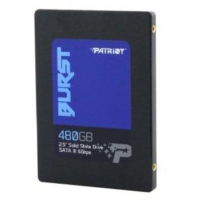 Patriot BURST 480GB SSD £69.92 @ Ebuyer