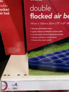 Wilko deals sales for august 2018 hotukdeals wilko double air bed 4 single air bed 250 negle Choice Image