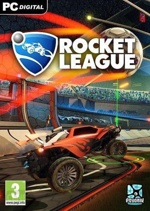 Rocket League PC cdkeys  ( £4.55 with fbook like code )