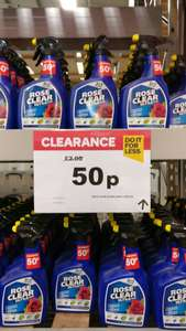 Rose Clear Ultra just 50p @ B&Q Portsmouth but might be national