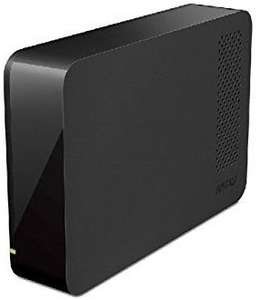 Buffalo HD-LC3.0U3B-EU 3 TB DriveStation 3.5-Inch USB 3.0 External Hard Drive - Black@ Amazon £73.34