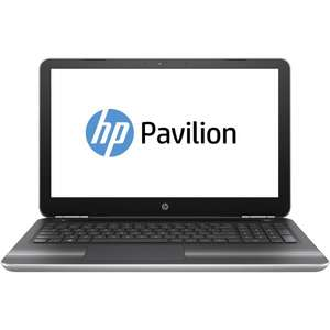 "HP Pavilion Notebook 15-au101nx  P-C Core™ i7-7500U |2.7GHz|Nvidia GeForce 940MX 4GB|15.6"" Full HD AG LED