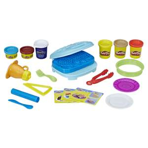 Playdoh kitchen creations breakfast bakery set at The entertainer