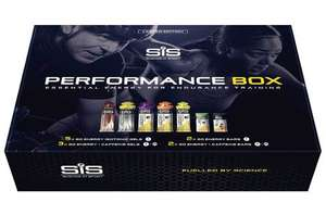 50% off SIS (Science in Sport) Performance Box - Cycling nutrition at Halfords for £5