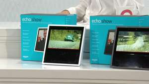 Amazon Echo Show - £119.96 (inc P&P) on QVC (Pick of the Day till Midnight)