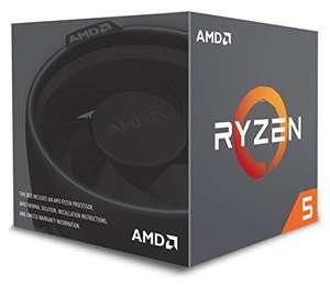 AMD Ryzen 5 2600 at Amazon for £147 sold by CPU-WORLD-UK LTD