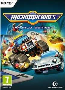 Micro Machines World Series Steam Key PC @ INSTANT GAMING £1.64