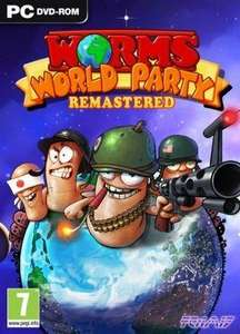 Worms World Party Remastered Steam Key PC @ INSTANT GAMING £1.84