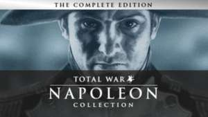 Napoleon: Total War™ Collection Steam Key PC 4.99/4.49 with code @ FANATICAL