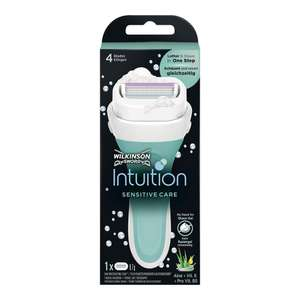 Wilko deals sales for august 2018 hotukdeals wilkinson sword intuition sensitive care razor now 325 wilko negle Choice Image
