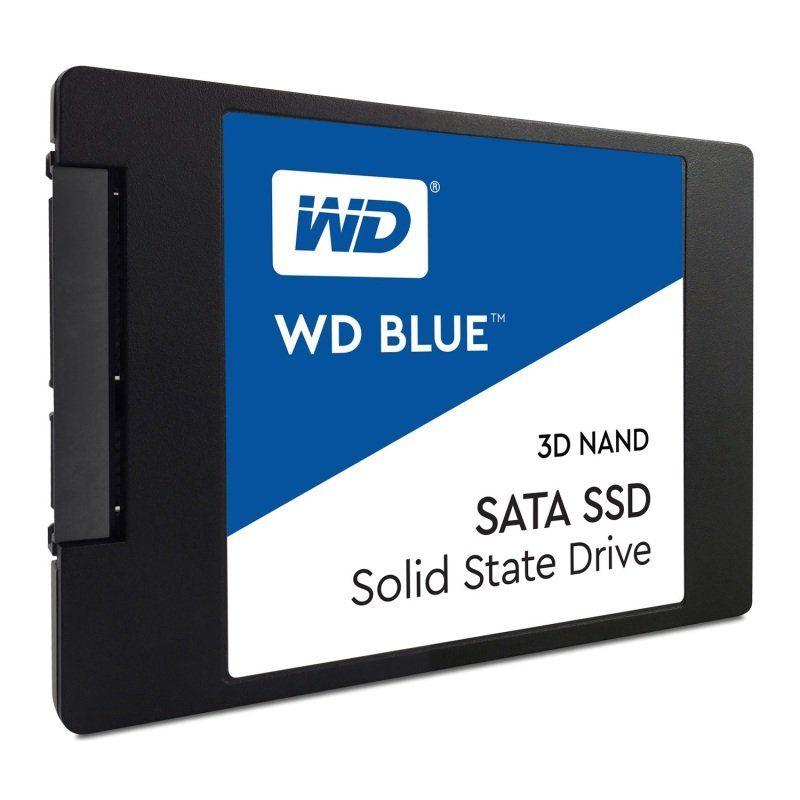 WD Blue 500GB 3D NAND SSD @ Ebuyer