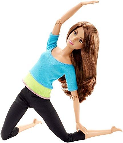 Barbie endless moves doll £15.99 Prime / £20.48 Non Prime @ Amazon