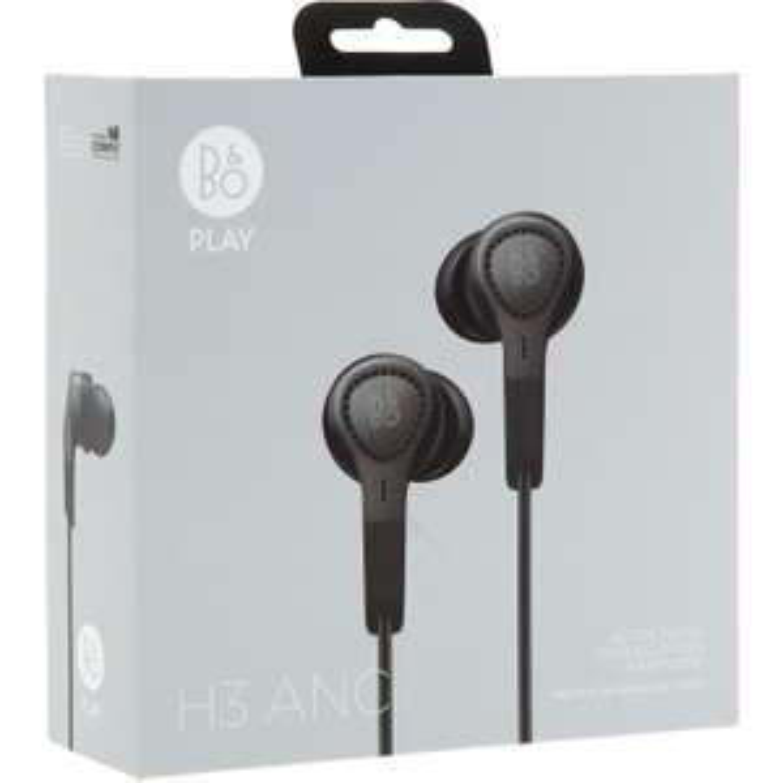B&O PLAY Black H3 ANC Headphones RRP£200 - £129.99 @ TK Maxx