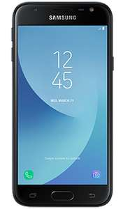 Samsung galaxy J3 2017 pay as you go £99 + £10 top up - Vodafone