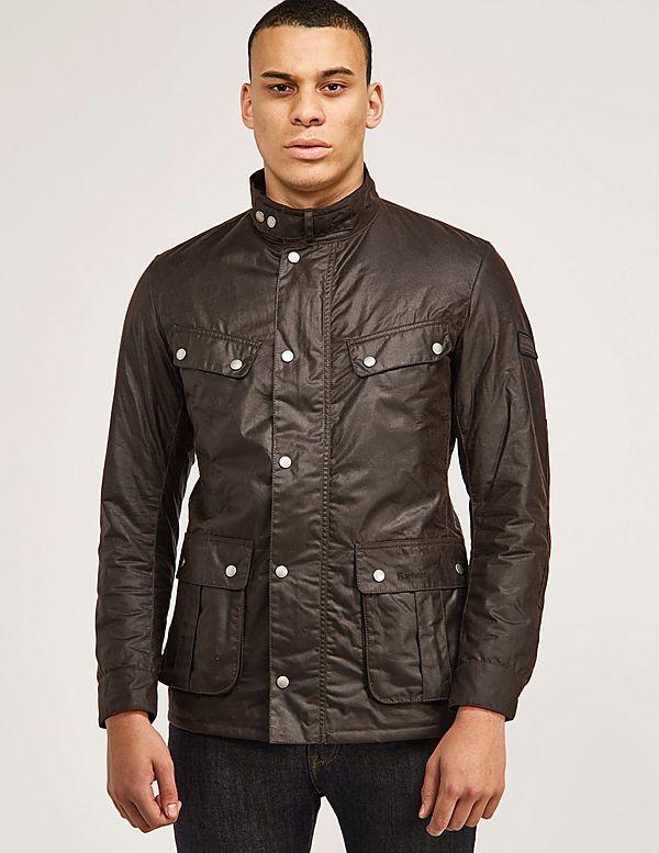 Barbour international Duke brown waxed jacket £99 @ Tessuti (+£3.99 P&P)