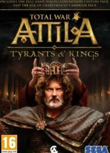 Total War: Attila - Tyrants and Kings Edition (PC) - £6.90 @ Instant Gaming