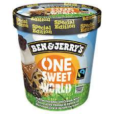Ben & Jerry's 'One Sweet World' and 'Sofa So Good' Ice Creams - £2 @ Heron