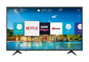 Hisense 43 Inch H43A6250UK Smart 4K UHD TV with HDR - £359 @ Argos