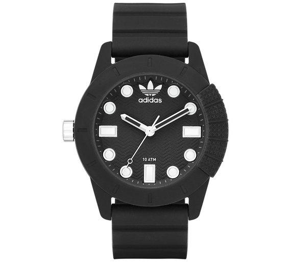 Adidas Originals Men's ADH3101 Black Strap Watch £14.99 Argos