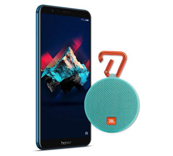 huge selection of 0d9bd 96819 Honor 7x Mobile Phone in Blue or black with free jbl speaker £199.95 ...