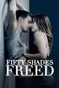 Fifty Shades Freed 4K film £6.99 @ iTunes