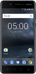 Nokia 5 DUAL SIM Smartphone in satin £93 @ Amazon.de delivered