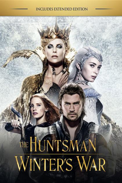 Huntsman Winters War HD film £3.99 @ iTunes