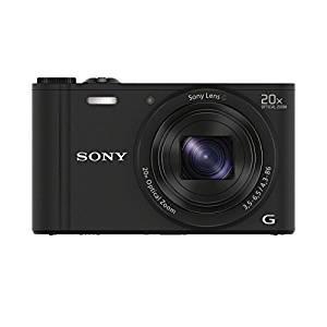Sony DSCWX350 Digital Camera + FREE Joby GorillaPod Tripod £99.99  Amazon treasure truck deal