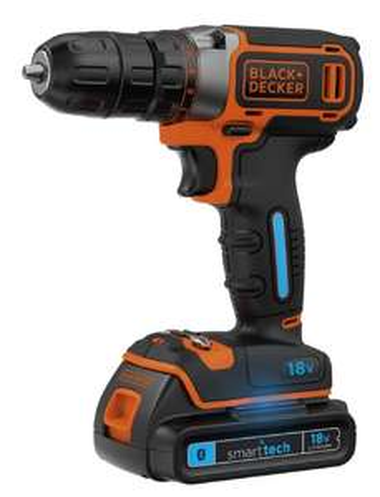 Black & Decker BDCDC18KST 18v Lithium Drill Driver £39.99 Home Hardware Direct