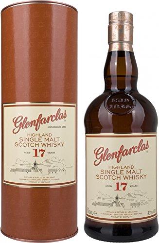 Glenfarclas 17yo Scotch Whisky 70cl -  £54.94 @ Amazon Prime Exclusive - Lowest price ever by Amazon