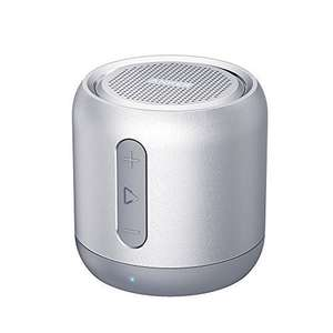 Anker SoundCore mini, Super Portable Speaker with 15-Hour Playtime - Pink, Gold and Silver £15.99 (Prime) / £20.48 (non Prime) Sold by AnkerDirect and Fulfilled by Amazon.