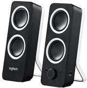Logitech Z200 Stereo Speakers White OR Black - £19.99 delivered @ Box