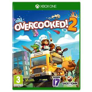Overcooked! 2 (Xbox One) £14.99 / Crew 2 (Xbox One) £28.99 Delivered @ Monster-Shop