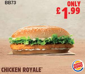 image relating to Bk Printable Application named Burger King Printable Vouchers - Legitimate Untill 30/09/2018