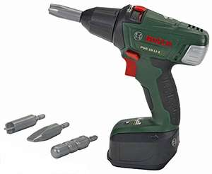 Bosch Screwdriver Drill Toy Was £29.99 Now ONLY £9.99 at Amazon £4.49 delivery non Prime