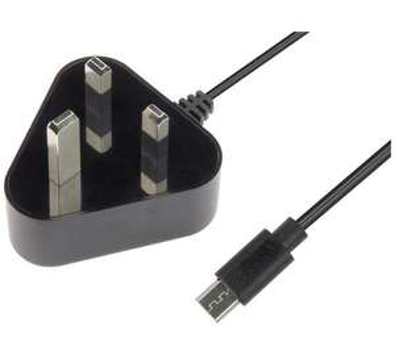 Bush Micro USB Mains Charger £2.99 @ Argos (Free C&C)