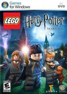 LEGO Harry Potter: Years 1-4. Also years 5-7 for £2.00. PC @ INSTANT GAMING