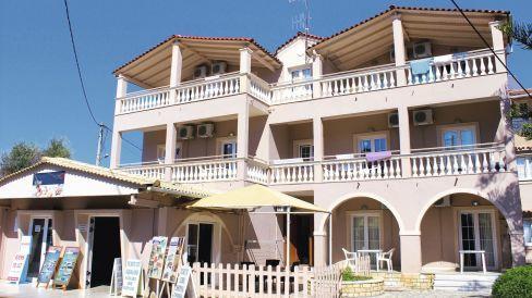 Ekati 2 Plus in KAVOS,  CORFU GREECE  £111 .00 PP   FROM LEEDS  BRADFORD