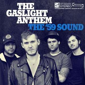 The Gaslight Anthem The '59 Sound Vinyl £7.99 from Amazon (£4.49 delivery non Prime)