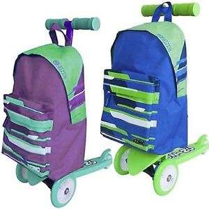 Kids scooter backpack £11.99 @ ebay - pink_and_blue_gifts1